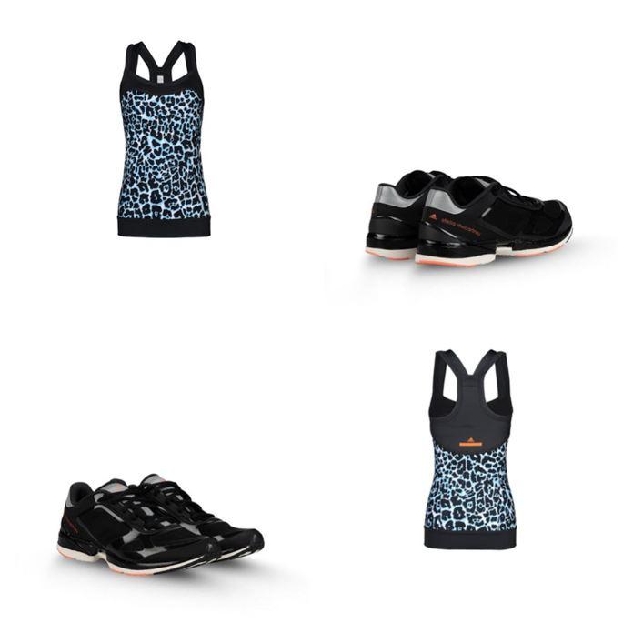 adidas stella mccartney moda deportiva sudaconestilo looks deportivos mujer moda estilo deportivo