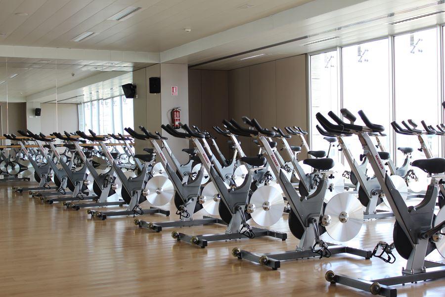 Arsenal women´s fitness club, Madrid