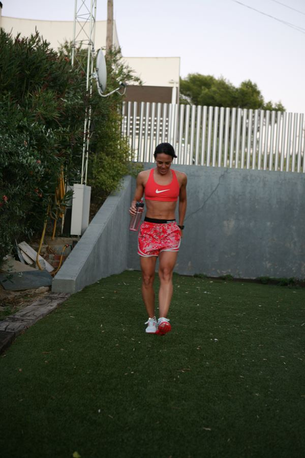coaching objetivos isabel del barrio smart goals nike pro nike woman
