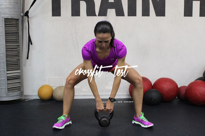 crossfit test isabel del barrio under armour