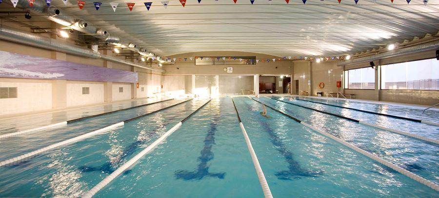 gimnasio fisico piscina