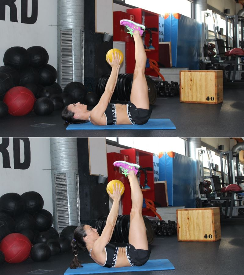 abdomen inferior ejercicios abdominales isabel del barrio