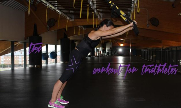 WORKOUT # 11: TRX® SUSPENSION TRAINING