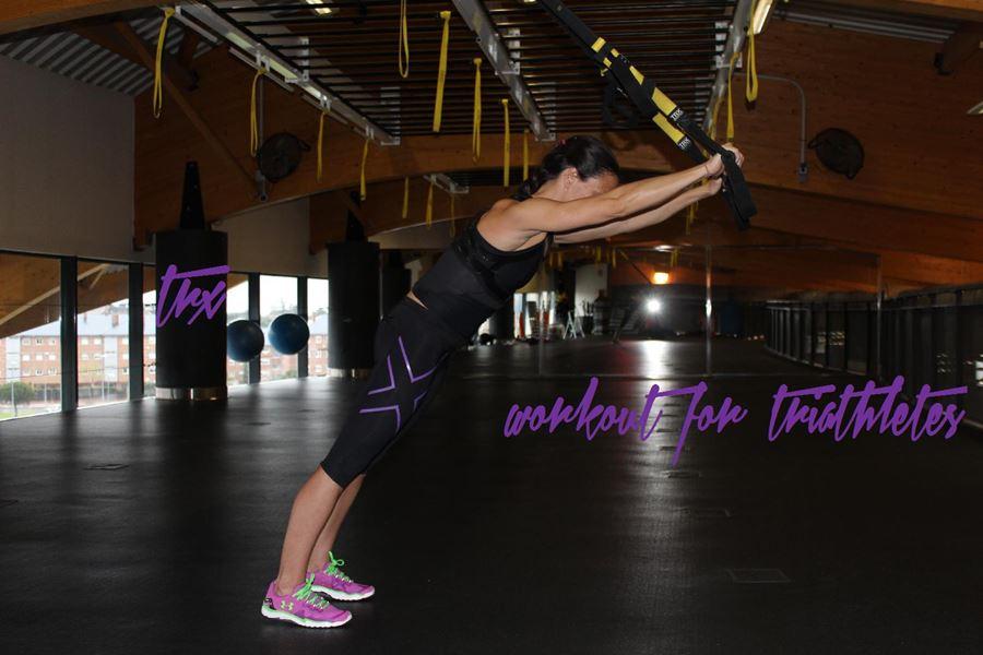 WORKOUT # 11: TRX® SUSPENSION TRAINING