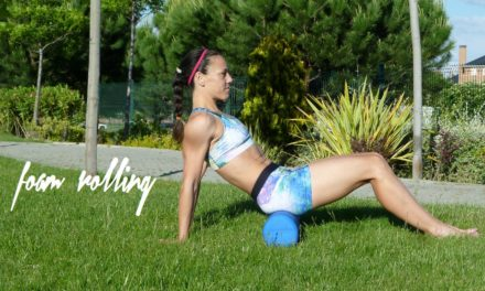 6 EJERCICIOS CON FOAM ROLLER – FOAM ROLLER BEST 6 EXERCISES