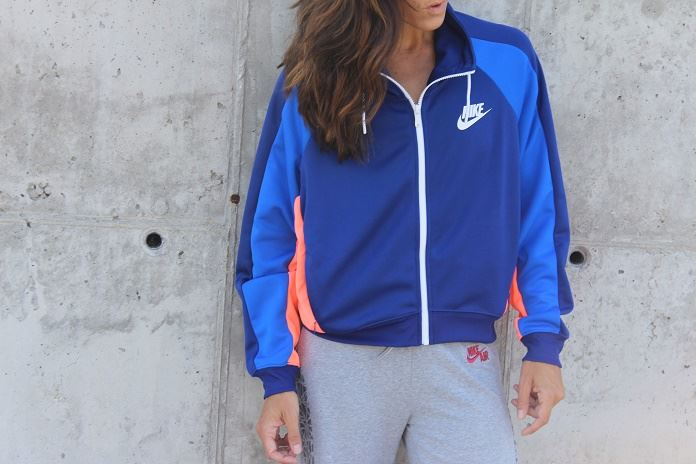 nike sportswear isabel del barrio sudaconestilo moda deportiva sporty style nike women
