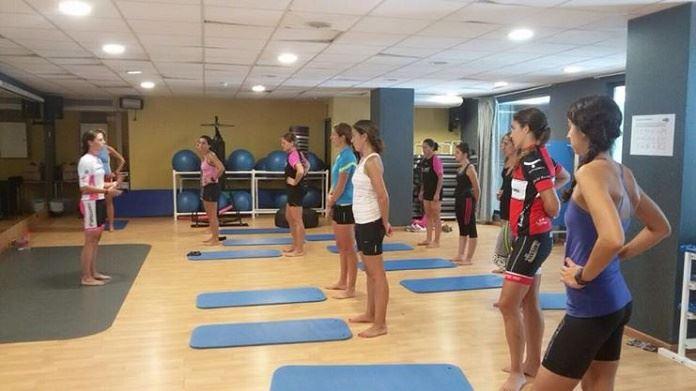 trainingcamp triwoman