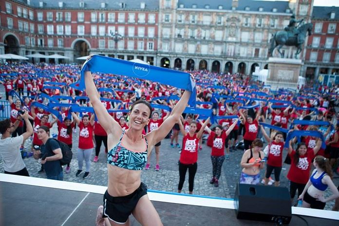 FIT NIGHT OUT NIVEA 28 MAYO MADRID