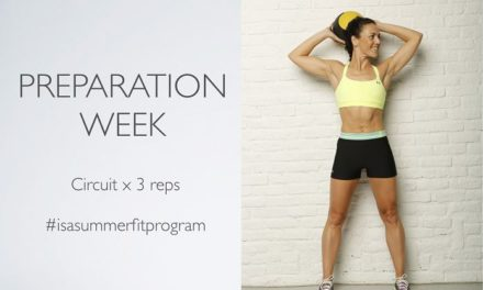 #omtsfitnessprogram  – intro week