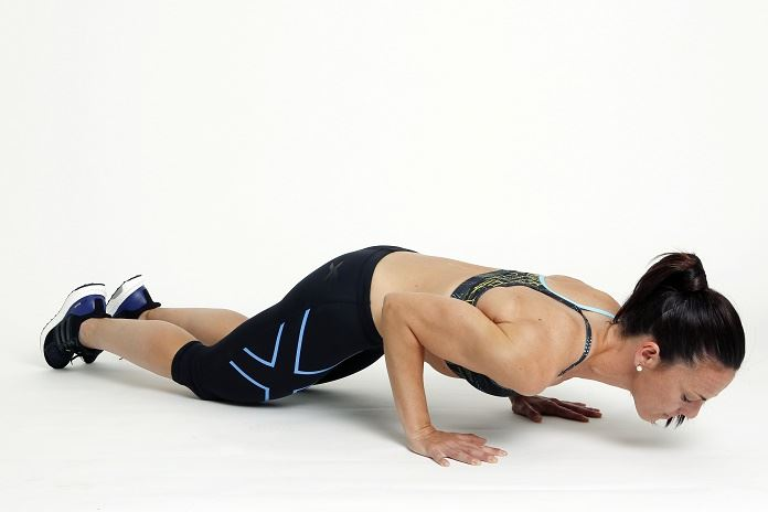 tricep push up