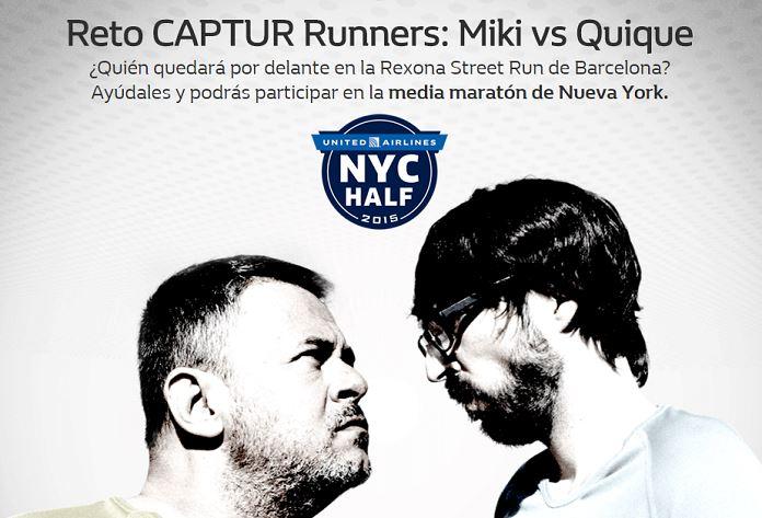 CAPTURE RUNNERS