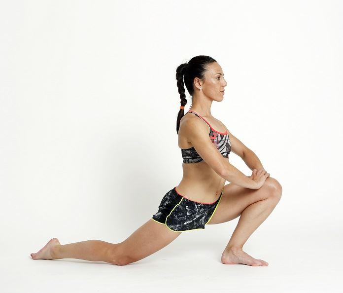 movibilidad tobillo estiramiento soleo