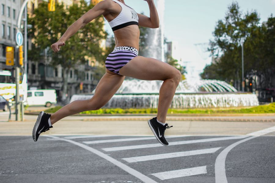 Nike free: Natural motion