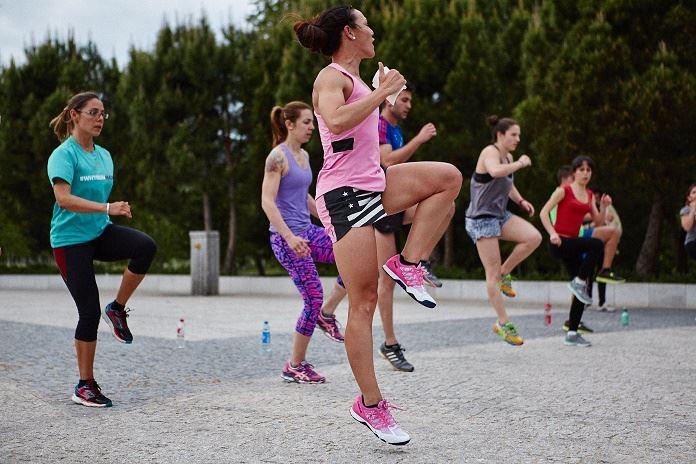 Women Training Reebok 06