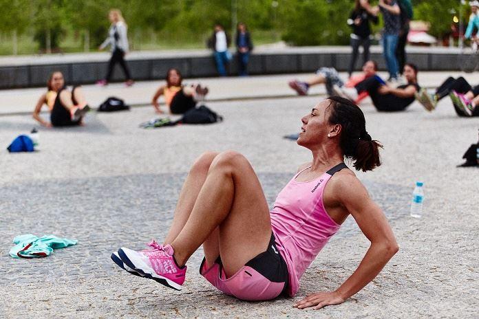 Women Training Reebok 32