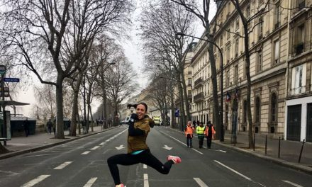 Running Paris: Odlo Crystal Run