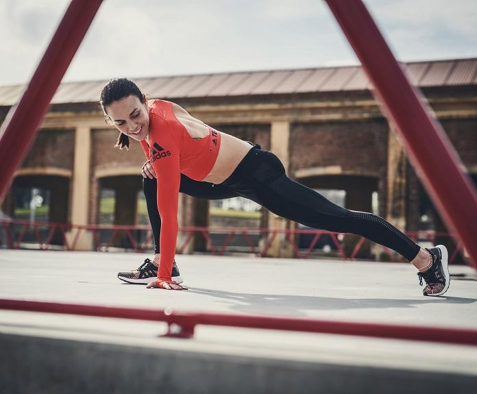web oficial isabel del abrrio onmytrainingshoes correr correr es algo mas nueva web ADIDAS adidas women moda deportiva