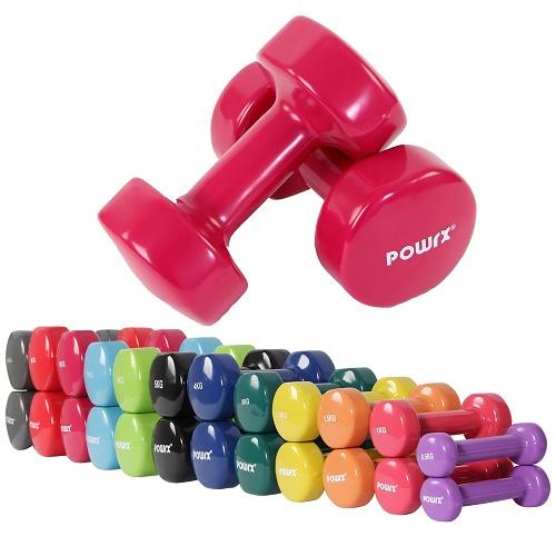 juego de kettlebells pesas rusas materiales de entrenamiento training amazon tienda mancuernas dumbells