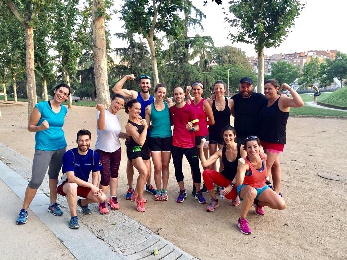 isabel del barrio vacaciones de verano entrenamiento correr sportcoolture grupo de carrera correr es algo mas