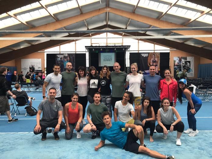 better performance adidas convencion isabel del barrio entrenamiento funcional functional training convention