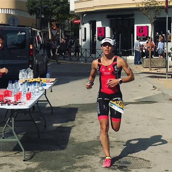 ibiza triatlon larga distancia campeonato de españa triatlon larga media distancia isabel del barrio onmytrainingshoes triatlon correr correr es algo mas triatlon claveria