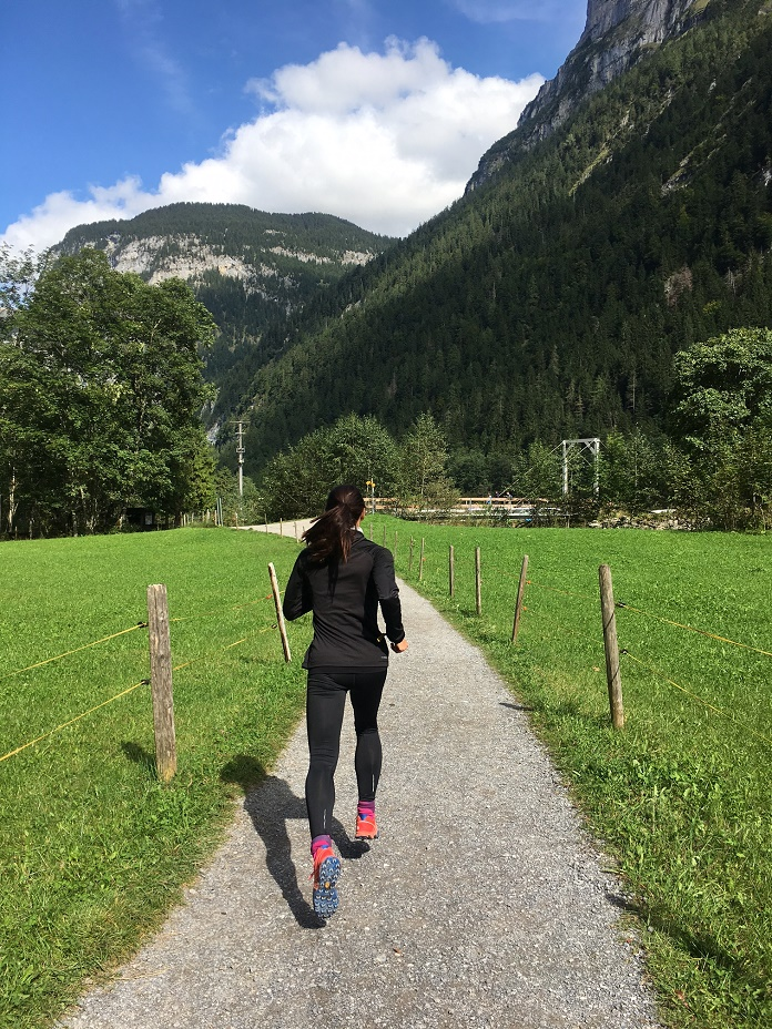 hiking the north face mountain festival deportes de montaña turismo activo outdoor trail running sports suiza escapadas activas lauterbrunnen