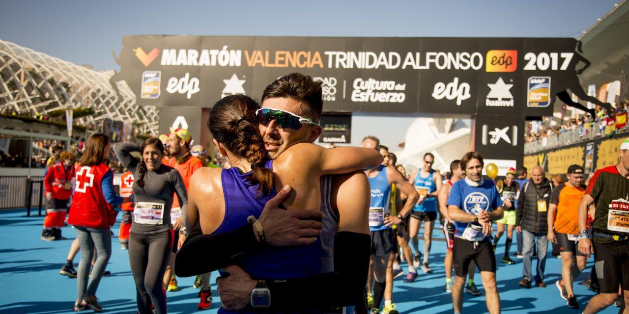 Maratón de Valencia Mi primera maratón