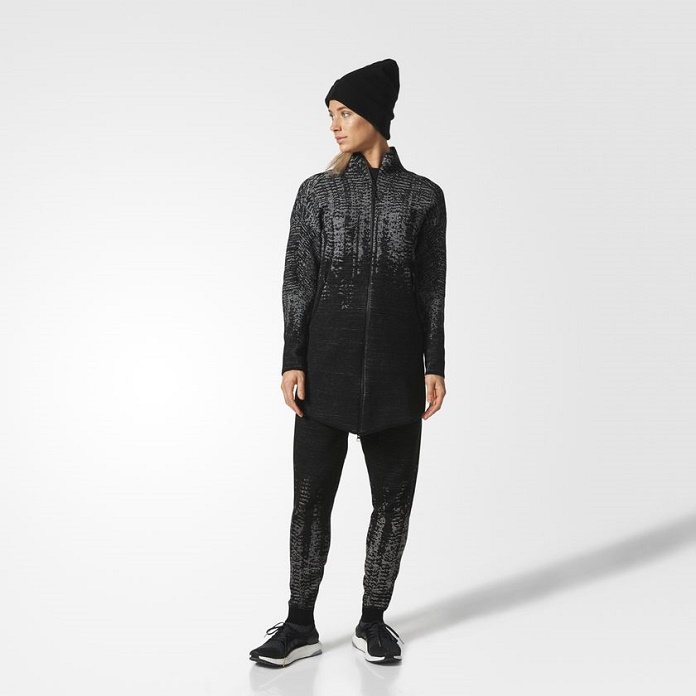 adidas flyknit outfit 2017 adidas athletics moda deportiva estilo adidas mujer