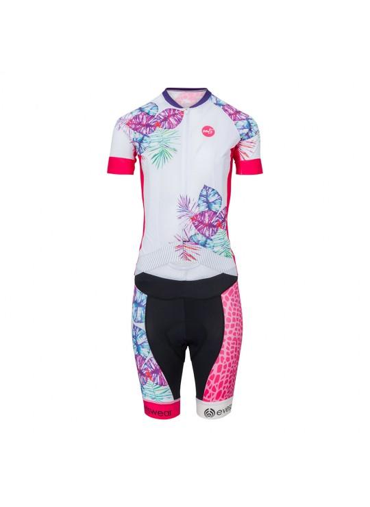 women cycling gear women cycling kit ISABEL DEL BARRIO coleccion ciclismo evesportswear onmytrainingshoes sudaconestilo ropa ciclismo mujer diseños ciclismo femenino