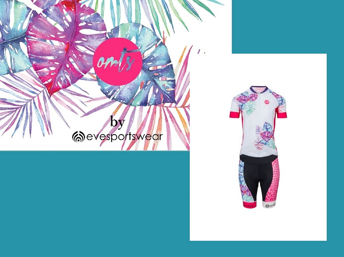 ropa de ciclismo mujer omts onmytrainingshoes isabel del barrio coleccion ciclismo mujer evesportswear