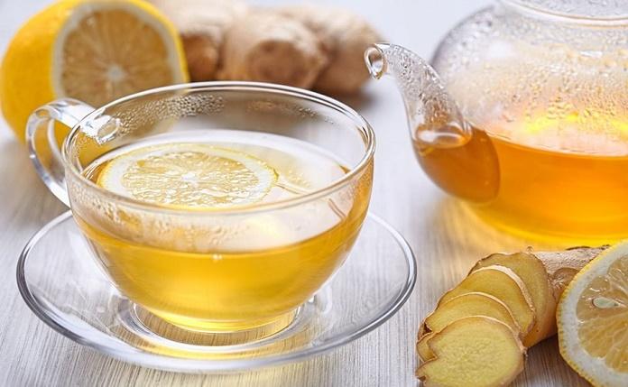 caldo de limon genjibre y cilantro Limpia y nutre tu cuerpo con sopas detox agua filtrada brita nutricion saludable dieta post navidad comer sano cremas detox adelgazar