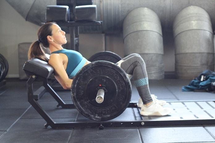 hip thrust el mejor ejercicio de gluteos entrenamiento de gluteos