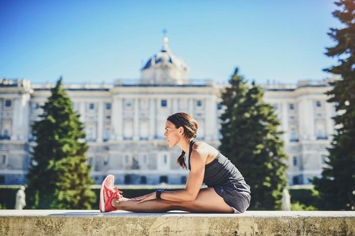 mejorar la flexibilidad estiramientos Isabel del barrio guía básica de estiramientos stretching