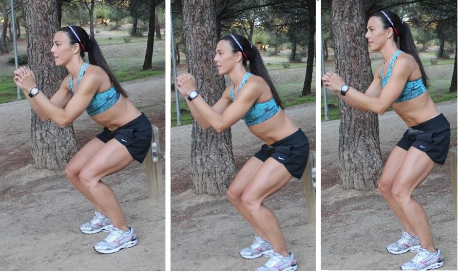 fitness everywhere entrena en el parque onmytrainingshoes isabel del barrio outdoor training