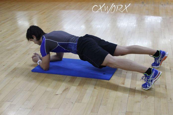 Workout #7 : CX WORX
