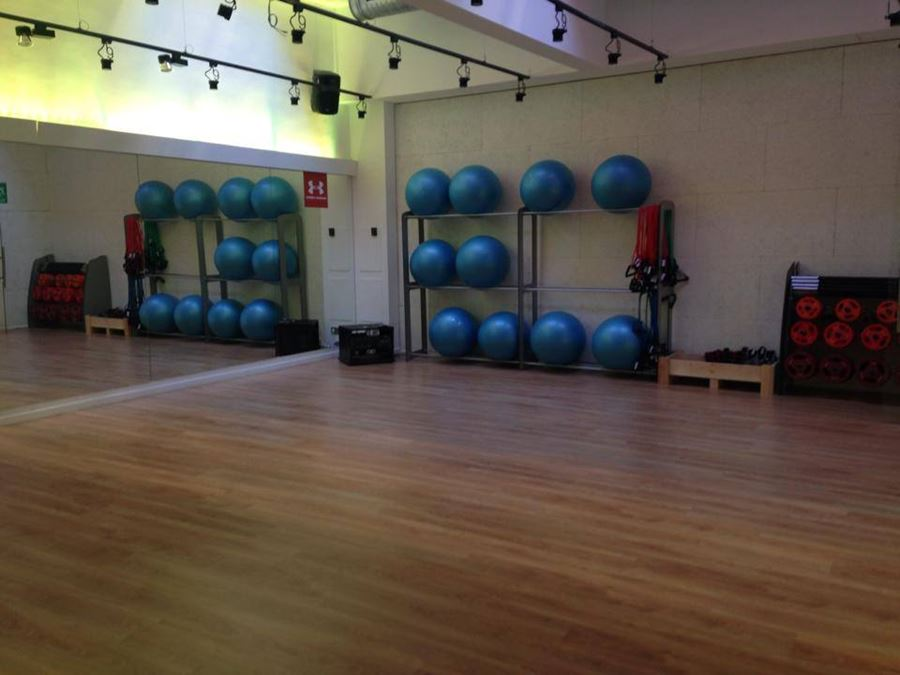 boutique gym