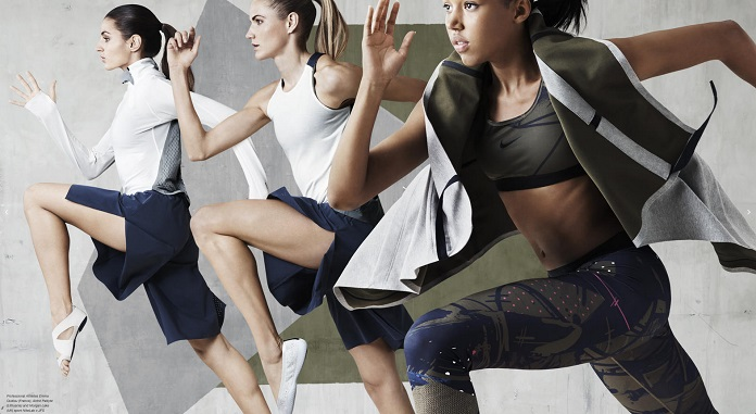 NIKELAB : WHERE FASHION MEETS SPORTS