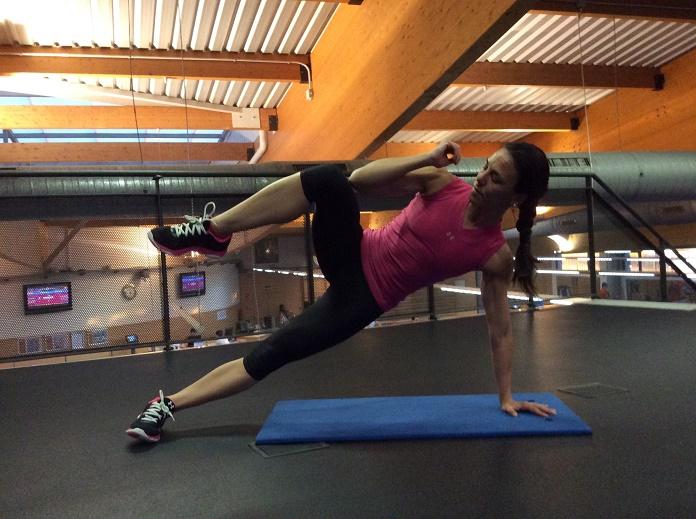 entrenamiento de core isabel on my training shoes ejercicios running abdominales