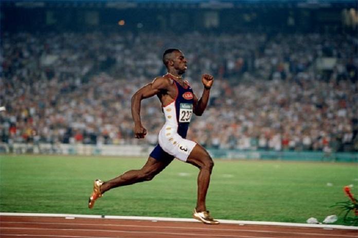 running posture
