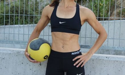 6 exercises workout Get toned & lean