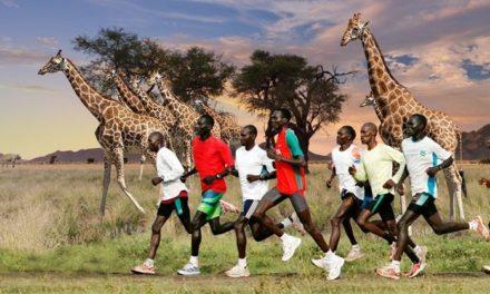 Correr en Kenya