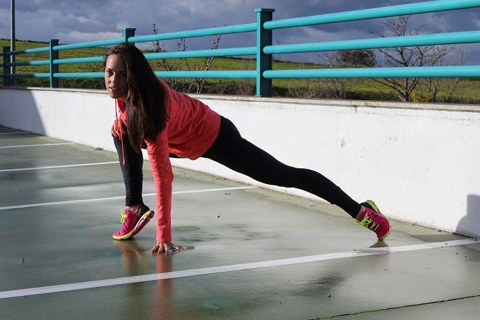 Varía tus rutinas -new workout