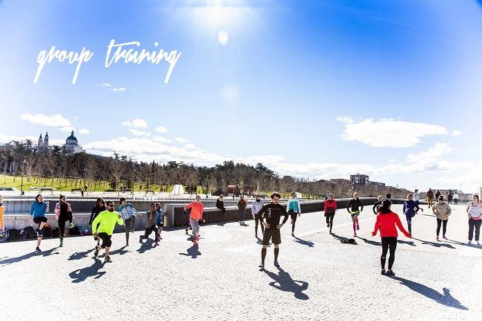 Fitspot Madrid Rio Reebok Training