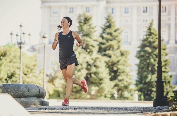 running zona 1 correr despacio isabel del barrio entrenamiento