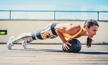 Cómo hacer la flexion de brazos  y pecho perfecta