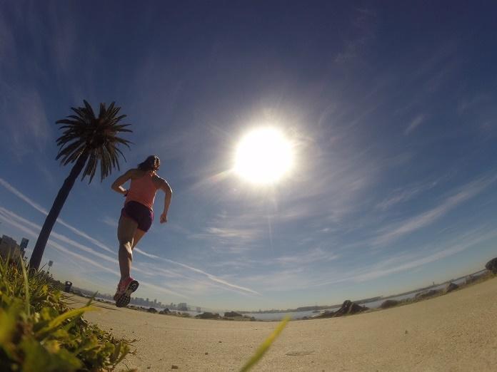 viajar a san diego guia de viajes estados unidos correr en la playa isa del barrio atleta