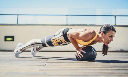 Abdominales y Core : Cómo hacer la Plancha Perfecta