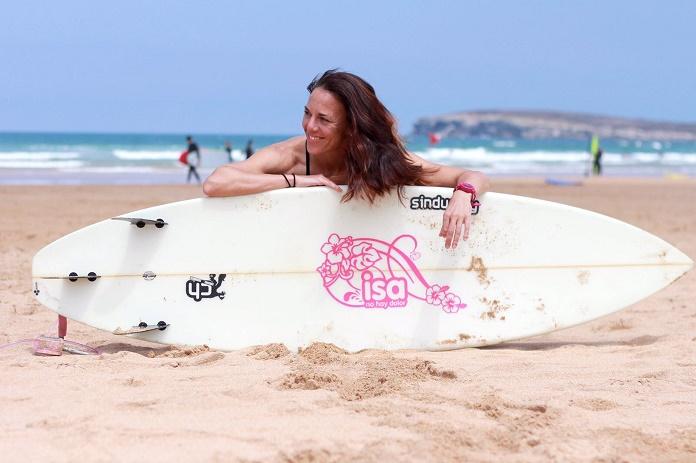 guia de viaje surf en santander surfing escuela cantabra de surf somo escapadas activas viajes naturaleza ocio deportes isabel del barrio onmytrainingshoes verano playa