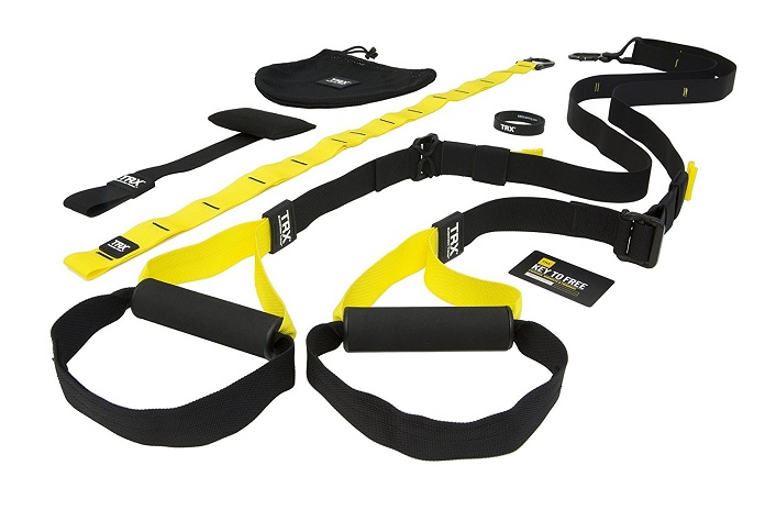 entrenar en vavaciones materiales d eentrenamientos prime day amazon training onmytrainingshoes fitness program fitness ofertas tex suspension trainer