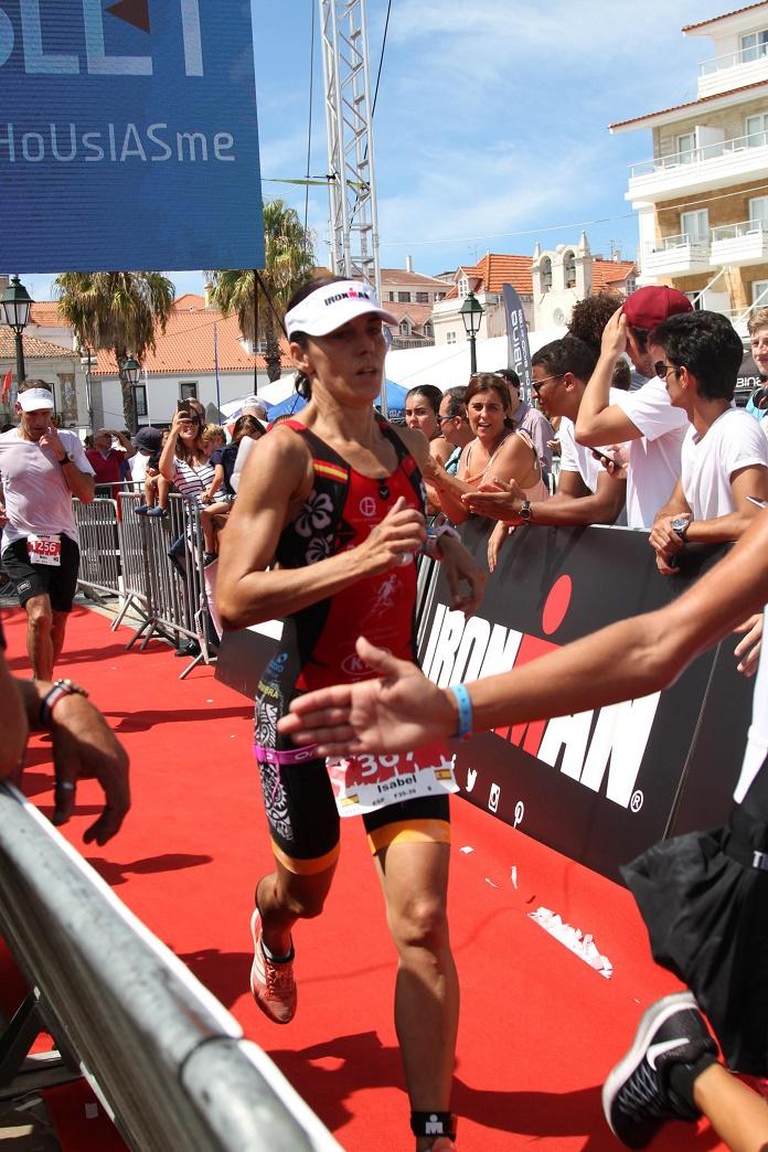 ironman 70.3 cascais portugal triatlon onmytrainingshoes triathlon isabel del barrio competiciones media distancia deporte